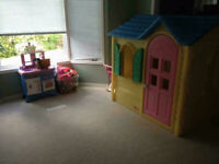 ONE FULL TIME DAYCARE SPOT AVAILABLE