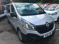 2016 16 Renault TRAFFIC LL29 BUSINESS EDITION 9 SEATER EX-DEMONSTRATOR NEW SHAPE