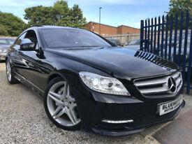 ✿2011/60 Mercedes-Benz CL500 AMG 4.7 V8, Black, C63 ✿CL63 REPLICA✿NICE EXAMPLE✿