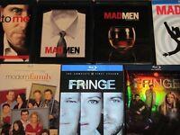 Lot de 7 coffrets Blu-Ray