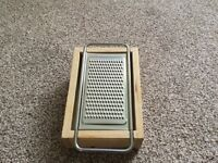 Cheese grater.