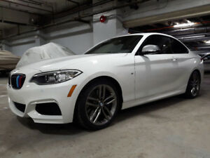 BMW M240 X-DRIVE 2017 BALANCE DE LOCATION 34 MOIS