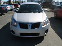 2009 Pontiac Vibe FWD...Certified, Inspected and Detailed
