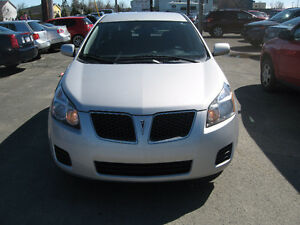 2007 Pontiac Vibe FWD...Certified, Inspected and Detailed