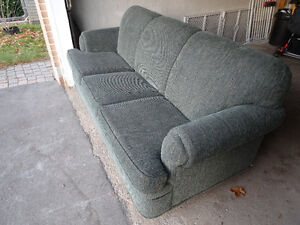 SOLD PENDING PU. We love this couch but... Peterborough Peterborough Area image 3