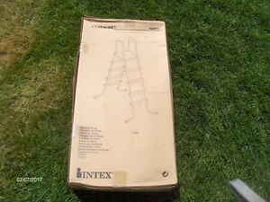 "pool ladder Intex for 52"" pool"