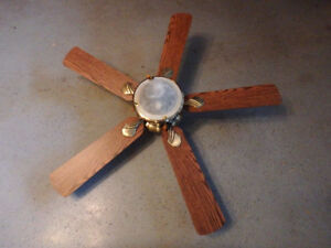 52 Inch Grand Murano Ceiling Fan with light