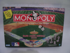 MLB MONOPOLY GAME [new]