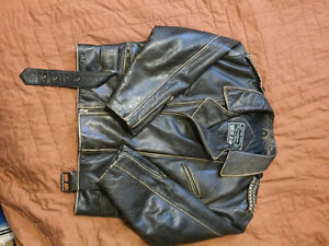 GUESS X MARCIANO leather jacket