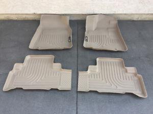 Lexus RX 350 Husky Floor Liners - Tan (Brand New)