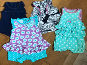 0-3 Month girls clothing