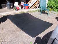 Tonneau Cover 6ft 3 by 5ft 1 (No hardware that mounts on truck)