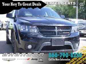 2016 Dodge Journey Limited - Heated Seats