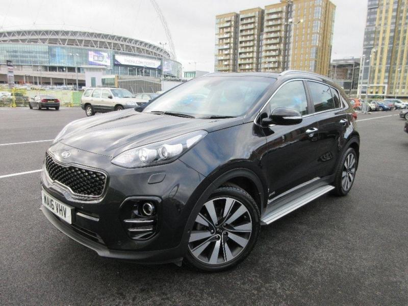 2016 kia sportage 2 0 crdi first edition awd 5dr in wembley london gumtree. Black Bedroom Furniture Sets. Home Design Ideas