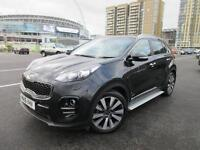 2016 KIA Sportage 2.0 CRDi First Edition AWD 5dr