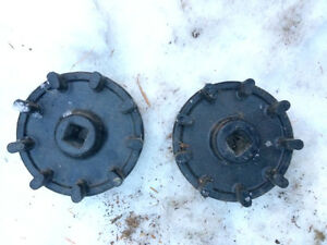 Drive sprockets 9 tooth