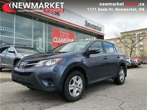2014 Toyota Rav4 LE   ACCIDENT FREE - TRADE IN - BLUETOOTH - CER