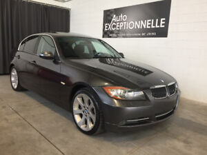2007 BMW 3-Series 335Xi AWD Sedan