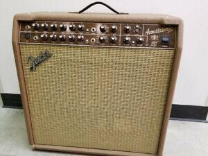 Amplificateur acoustique Fender Acoustsonic SFX II 1199.95$