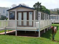 Static Caravan For Sale! - Haggerston Castle, Eyemouth, Amble, Berwick Upon Tweed. 119 p/w