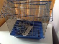 Cage for small animal (e.g. Hamster)