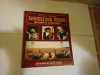 WOODSTOCK VISION THE SPIRIT OF A GENERATION BOOK 4 SALE