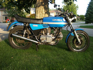 Ducati Bevel Drive 860GT Mostly Original Excellent Runner