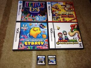 Nintendo Ds games for sale work on 3ds also