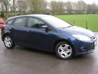 2012 12 REG Ford Focus 1.6TDCi ( 115ps ) Edge 5 DOOR HATCH (£20 ROAD TAX)