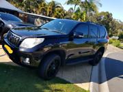 2011 Toyota prado gxl black..tvs..wheels... Mount Cotton Redland Area Preview