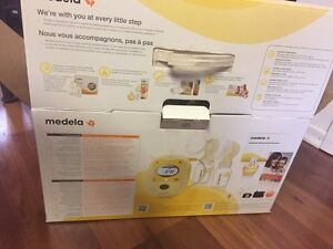Medela freestyle  Pump never used