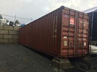 U -LOCK Storage Container
