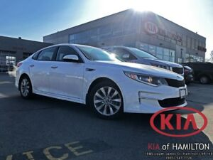 2018 Kia Optima LX+ | Still Smells New | One Owner | Low KM