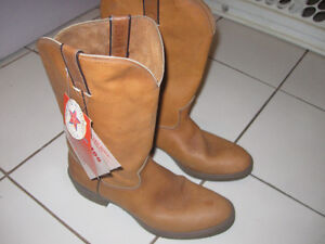 Durango mens farm and ranch leather boots Windsor Region Ontario image 1