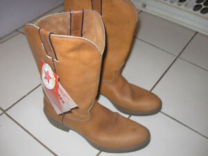 Durango mens farm and ranch leather boots
