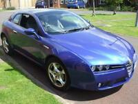 ALFA ROMEO BRERA 2.4JTD SV ONLY 55K MILES 6 MONTHS WARRANTY FINANCE