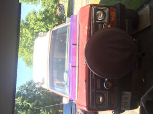 1976 ford ecoline *one of a kind*