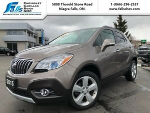 2015 Buick Encore 4DR AWD  REARCAM,ALLOYS,AWD