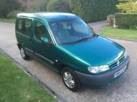Citroen Berlingo 1.9D Multispace Forte LONG MOT + IDEAL WORK HORSE