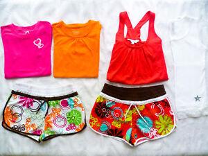 Beau lot de vêtements d'été pour fille 10-12 ans (un peu de 14)
