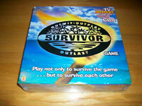 Survivor Boardgame - New in Shrinkwrap