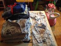 Jolie lot de vêtements pour bebe garçon 6-9mois
