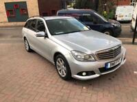 Mercedes-Benz C200 2.1CDI Blue F 2011MY SE