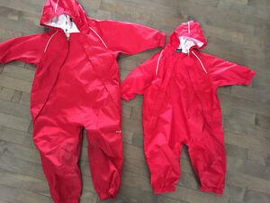 MEC Splash suit