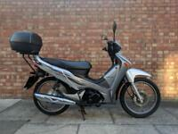 Honda ANF Wave 125cc, Excellent condition, Only 4200 Miles!