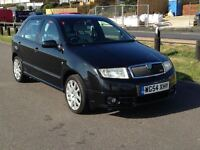 Skoda Fabia 1.9 TDI RS PD 130PS (black) 2005