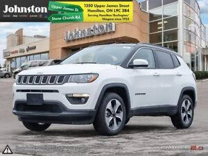 2018 Jeep Compass North 4x4  - Navigation -  Uconnect - $99.93 /