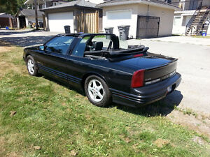 1994 Oldsmobile Cutlass Supreme Convertible,