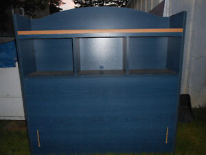 kids bookself headboard for sale Peterborough Peterborough Area image 3