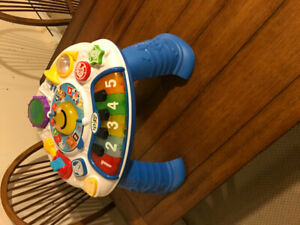 2 Be Discovering Music Activity Table